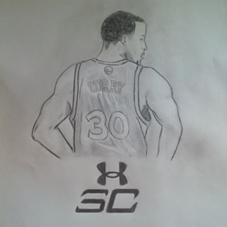 stephen curry drawing - Google Search