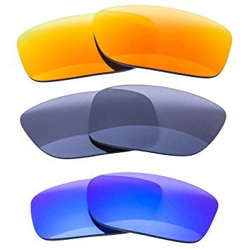 LenzFlip Polarized Replacement Lens for Oakley HOLBROOK -Large selection  Review 4438cc6c35