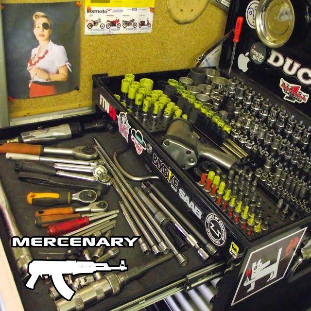 Mercenary Garage: Toolchest
