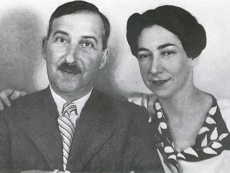Lettre de Stefan Zweig à sa femme, Friderike Maria Zweig : « Dieu que cette ville est belle ! » - Des Lettres
