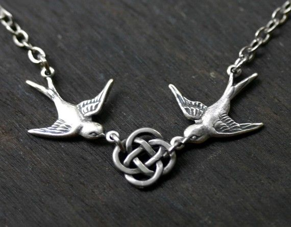 The Celtic knot is also called the eternity knot or the love knot. This represents everlasting love and the arrival of Spring - whether it's literal Spring or just a Spring season in your life of blessing and new beginning.