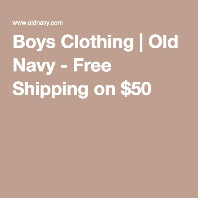 Boys Clothing | Old Navy - Free Shipping on $50