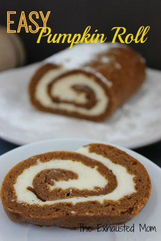 Pumpkin is the flavor of fall! This Easy Pumpkin Roll is a dessert that will make everyone happy.
