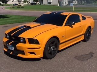 awesome 2007 Ford Mustang - For Sale
