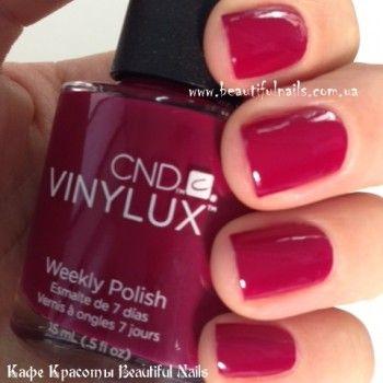 CND Vinylux - Tinted Love