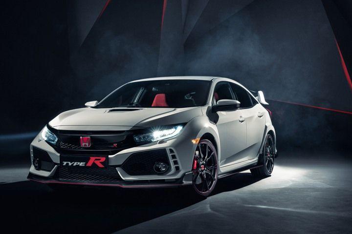 Honda Civic Type-R 2017 In-depth Reviews - http://motorcyclecarz.com/honda-civic-type-r-2017/