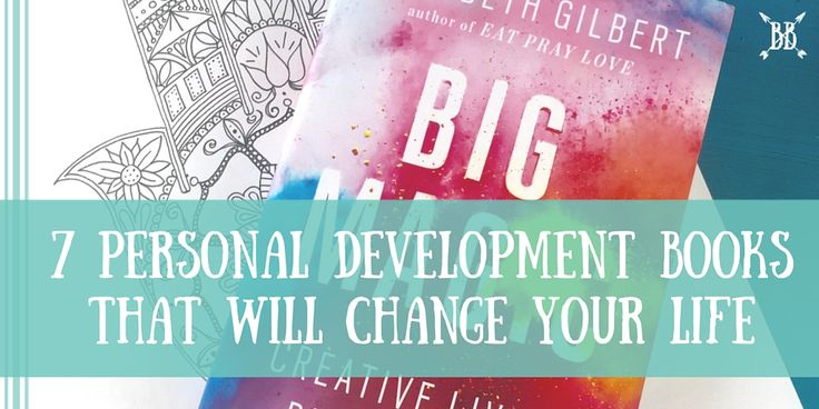 I'm sharing my top 7 personal development books! These books have had a HUGE impact on my life, and I hope they'll do the same for you :)