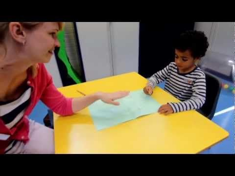 Occupational therapy for children - YouTube