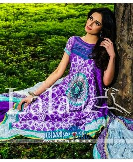 Suit for Women Sana Samia Lawn Suits
