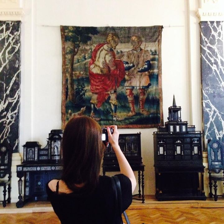 Museum of Ethnography and Art Crafts, Lviv, Ukraine  #colorsoflviv #aiesec #lviv