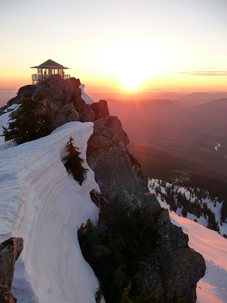 17 Best Images About Forest Fire Lookouts On Pinterest