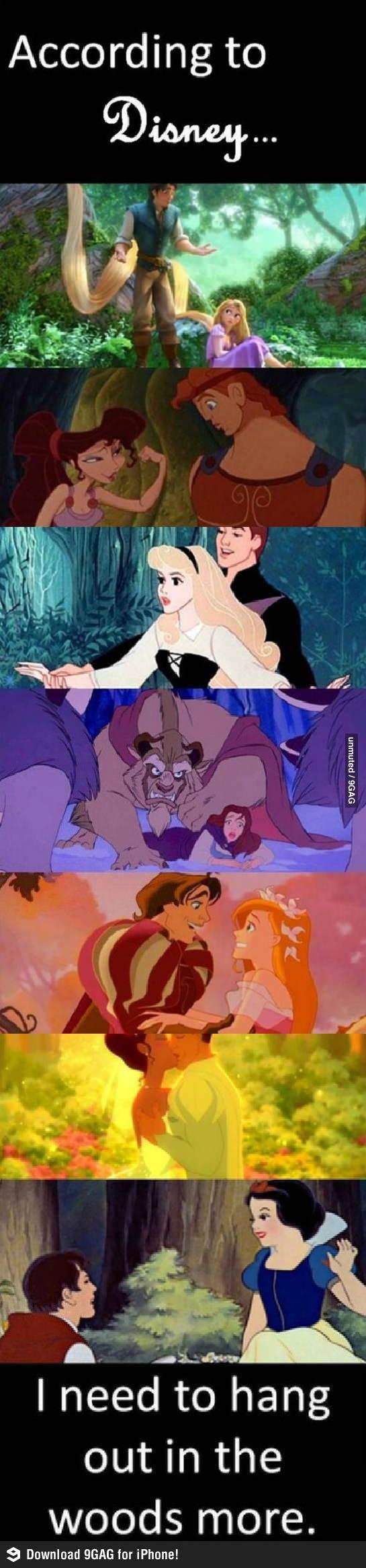 Disney y u didn't just say it straight?