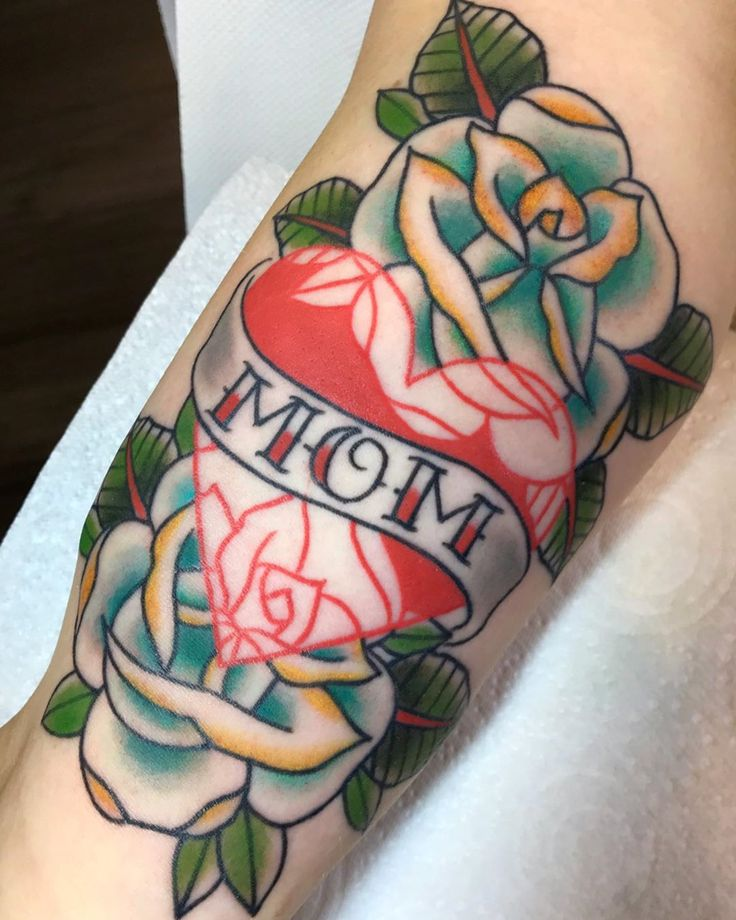 101 amazing mom tattoos designs you will love in 2020