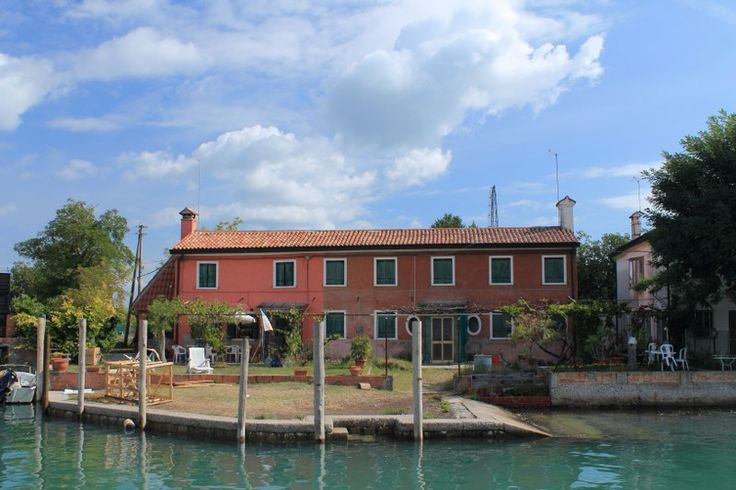 House at Vignole island