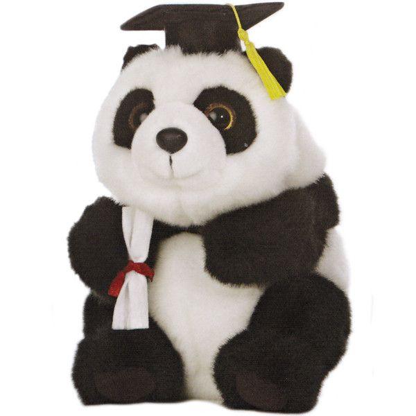 oem product #graduation #panda plush #toys
