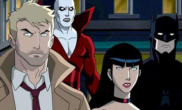 Liga da Justiça Sombria   Primeiro trailer é disponibilizado
