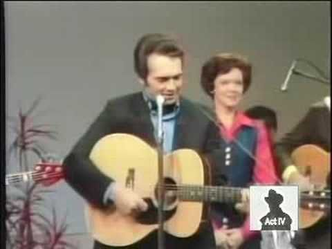 Merle Haggard -- The Fightin' Side of Me: Haggard live in East Bakersfield where I grew up and you had to pass his big house on the road to Kern Canyon ...