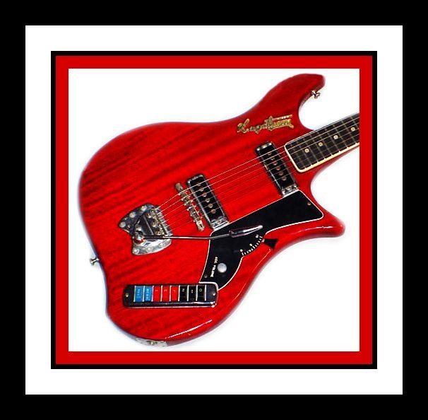 17 Best Images About Guitars On Pinterest: 17 Best Images About Handsome Hagstrom Guitars On