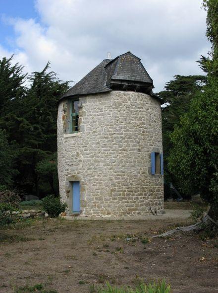 Moulin ile aux moines