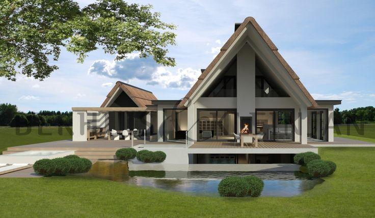 Droomhuis! Landelijk moderne woning - Bekhuis & KleinJan