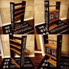 #オーダー #キッチンペーパーラック #キッチンラック #スパイスラック #kitchen #rack #diy #DIY #ハンドメイド #手作り #キッチン雑貨 #木工雑貨 #木工 #雑貨 #ステンシル #バスロールサイン #ジャンク #junk #ルート66 #ROUTE66 #男前インテリア #interior #デザイン