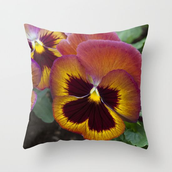 Pansy painted by Deborah.  Available on many other products