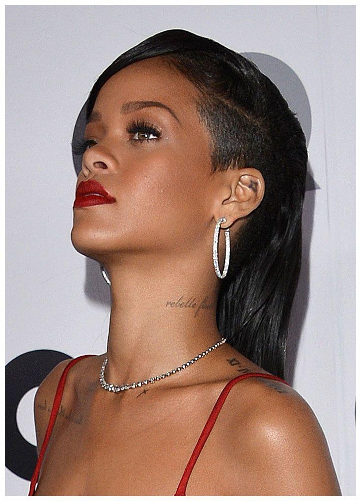 Rihanna Hair In 2019 Rihanna Hairstyles Rihanna Hair