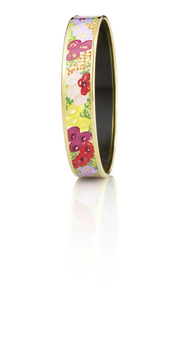 Crave for spring?   Get Miss bracelet from Floral Symphony - Impressionist Flowers collection and feel the spring breeze!   FREYWILLE, Baneasa Shopping City