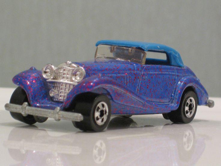 Rare Mercedes Wheels