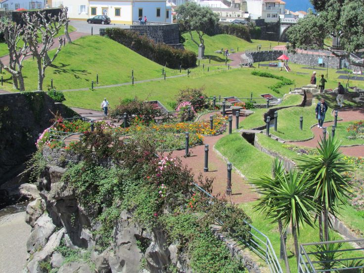 Beautiful park - Sao Miguel - Azores, Portugal