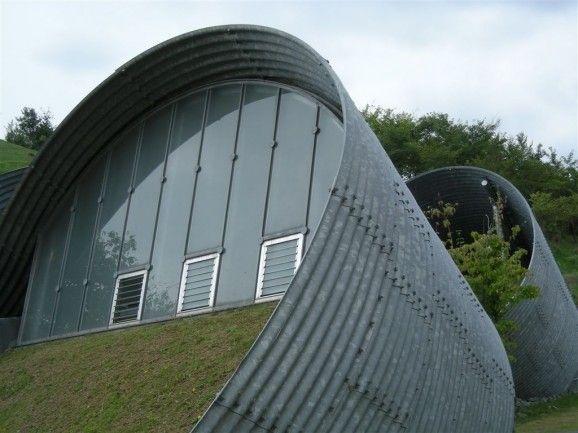 Incredible Springtechture H By Shuhei Endo Corrugated Metal Interior Design Ideas Apansoteloinfo