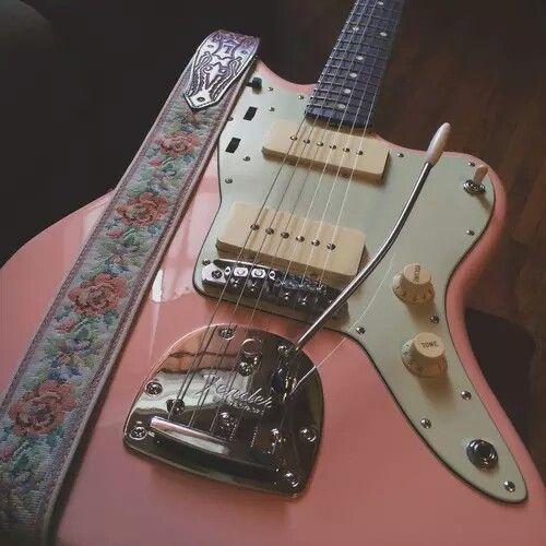 faded roses electric guitar