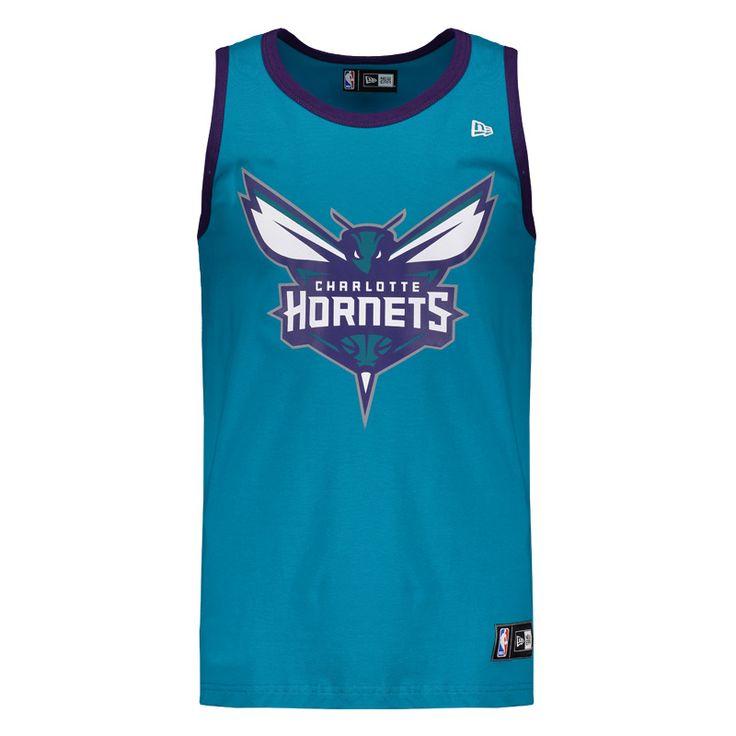 Regata New Era NBA Charlotte Hornets Verde Somente na FutFanatics você compra agora Regata New Era NBA Charlotte Hornets Verde por apenas R$ 79.90. Basquete. Por apenas 79.90