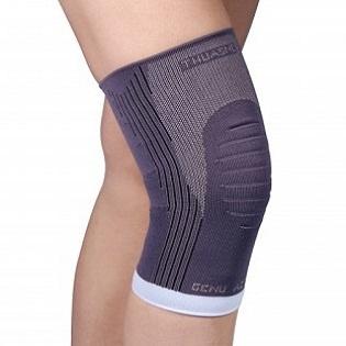 De Genuaction is een elastische, steungevende kniebrace voor herstel na een knieblessure. Bestel het voordelig in de webwinkel van Rehaline -