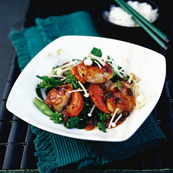 Chinese Food In Minutes Recipes Channel Five