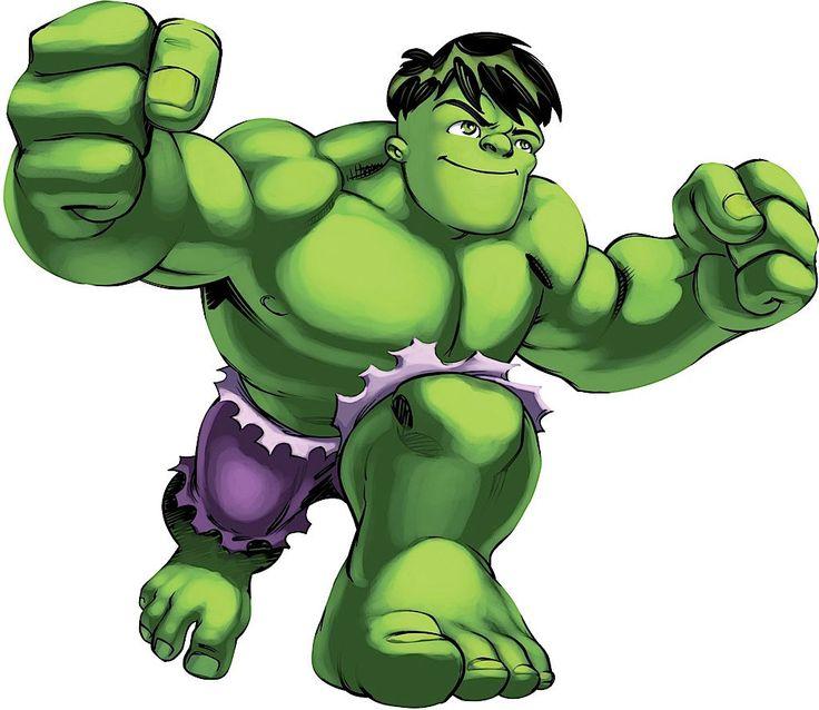 incredible hulk free Clip Art | Marvel Super Hero Squad - PC Pantallazo nº 168222 (5 de 5) juegomania ...