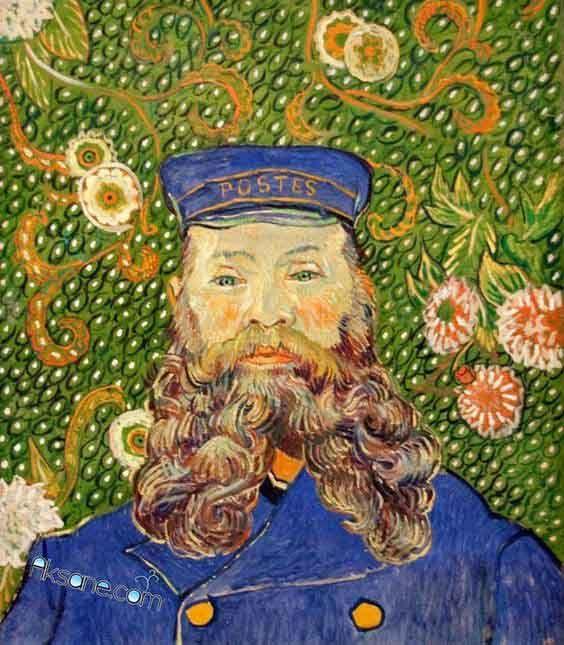 A világ legrdágább festményei   Vincent van Gogh: Joseph Roulin portréja – 112 millió dollár