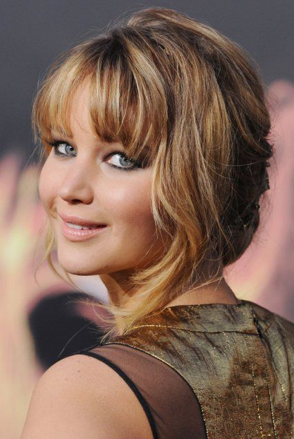 Le maquillage sexy de Jennifer Lawrence