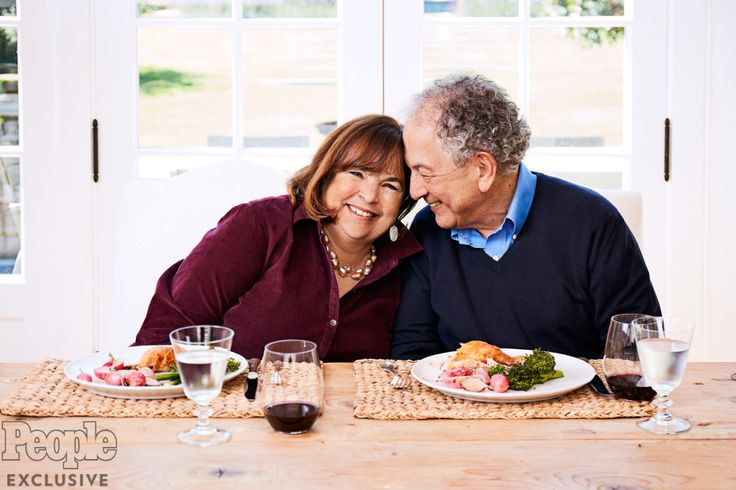Ina and Jeffrey Garten Share the Secrets to Their 48-YearMarriage