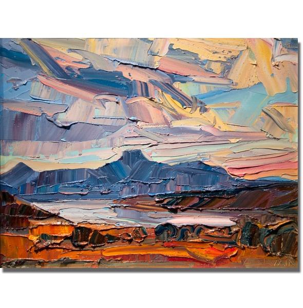 Louisa McElwain Paintings For Sale Evoke Contemporary Santa Fe