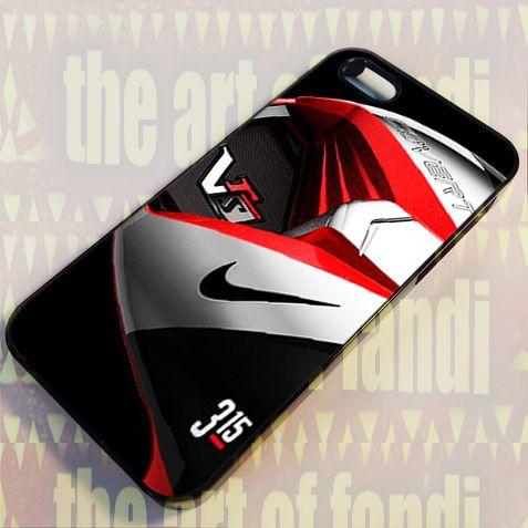 Nike VRS Covert Fairway Woods For iPhone 5/5c/5s Black Rubber Case