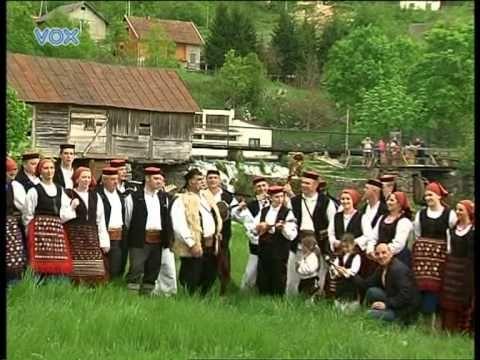 "KUU ""Gacka"" Ličko Lešće - Bećarac - YouTube"