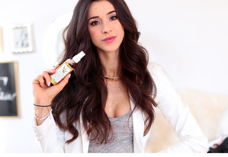 Alina Rose Makeup Blog: WCIERKA VIANEK CZY ORIENTANA?