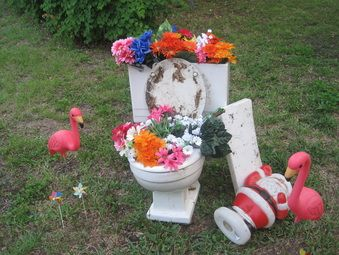 26 best Front yard decorations to piss off the neighbors images on