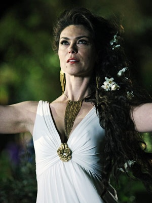 Mary Ann Forrester - True Blood, nothing like a Maenad in the Village!