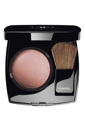 My Best Beauty Tips #6 CHANEL JOUES CONTRASTE POWDER BLUSH  The shades are believable and natural. I really love the fragrance! I smell rosewater, and it makes me smile. For me, that's a lift.