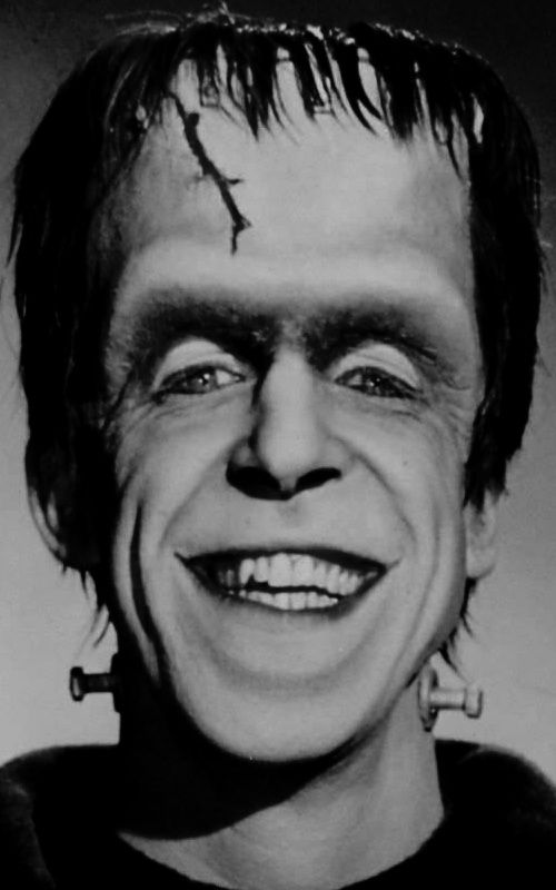 R.I.P. July 10, 1926 - Jul 2, 1993 Fred Gwynne