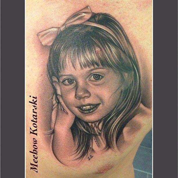 Meehow Kotarski  Tattoo Artist at No Regrets Cheltenham / UK