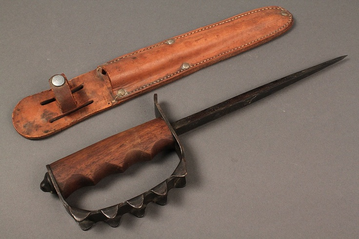 M1917 Knuckle Duster Trench Knife
