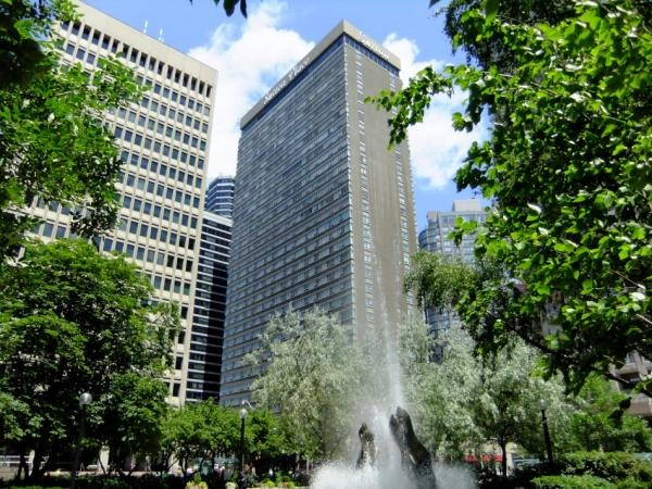 Britt Residences 955 Bay Street #Yorkville Bay Corridor Toronto Condominiums (formerly the Sutton Place Hotel)